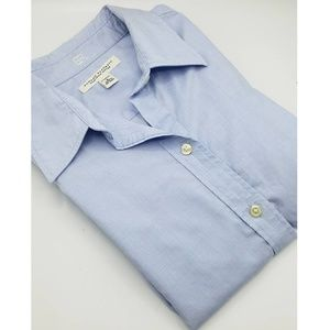 Banana Republic - Non Iron Stretch Button Up